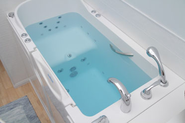 Walk-in Tub Hydrotherapy Benefits