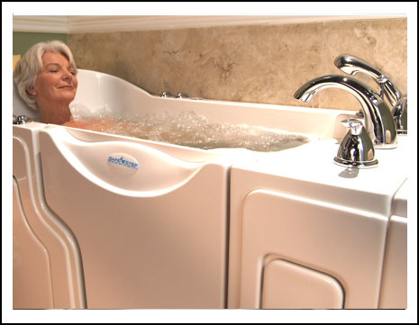Dual Hydrotherapy Massage System