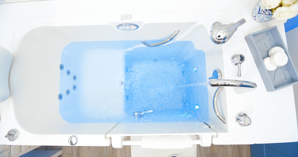 walk in tub installation