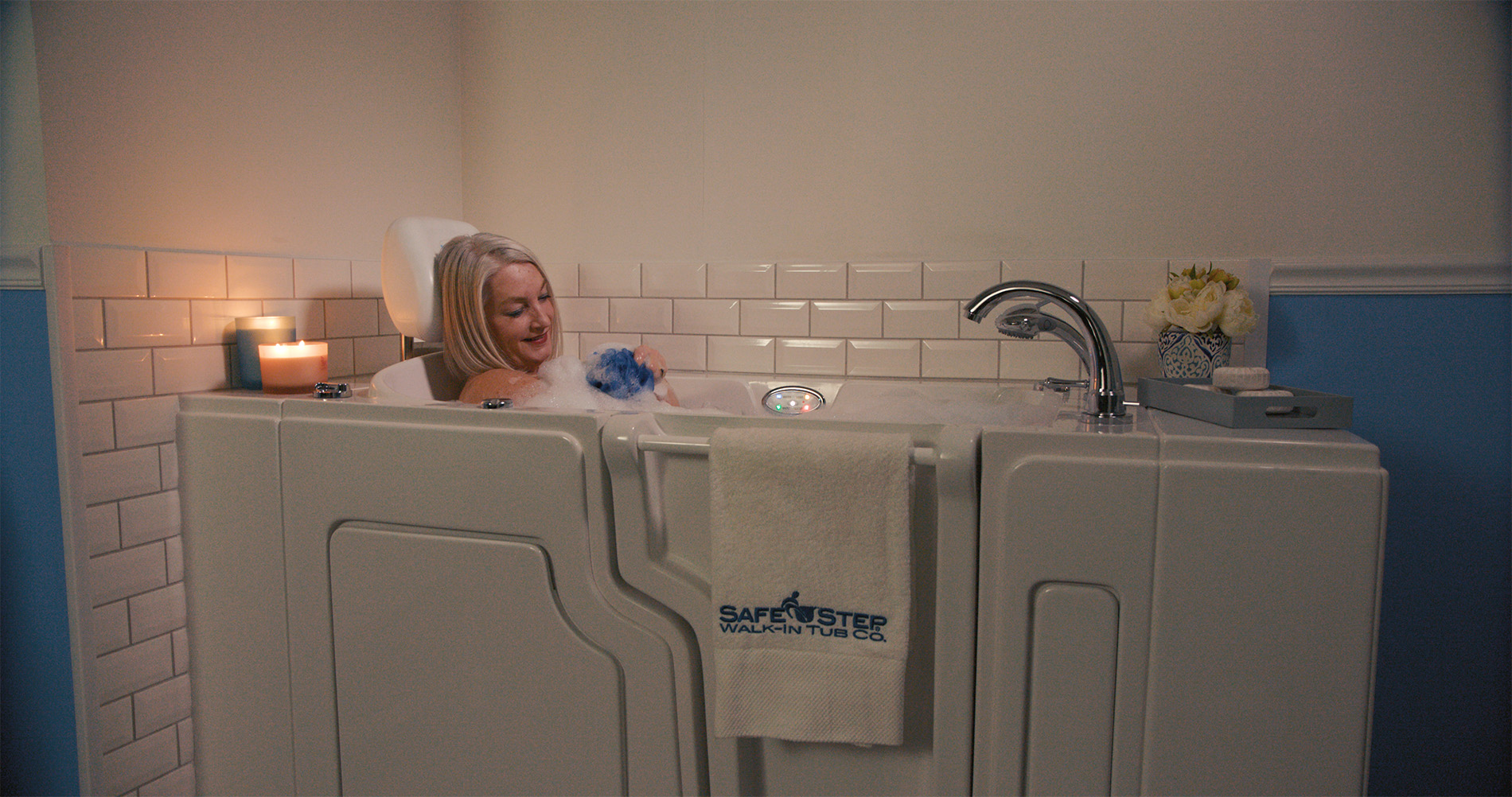 Walk In Bathtubs And Showers For Seniors Safe Step Tubs Canada